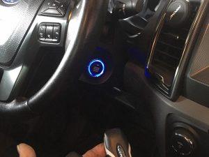 độ start stop cho xe ford ranger