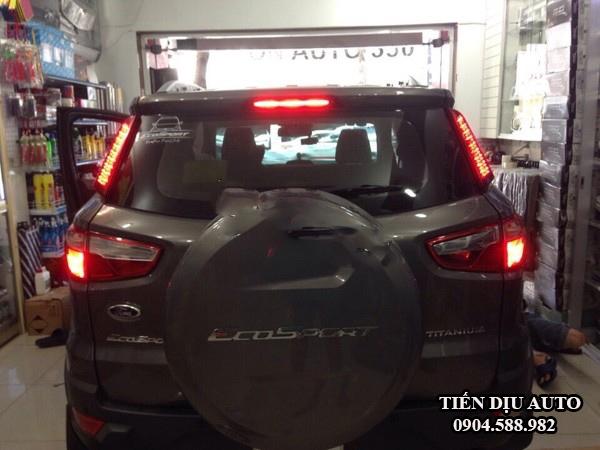độ đèn hậu xe Ford Ecosport