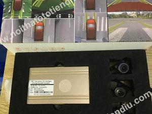 camera 360 độ ô tô sony 3d