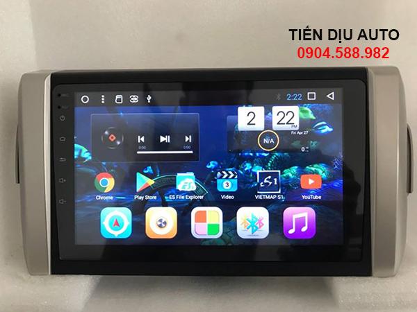 Đầu màn hình DVD Android Ford Transit