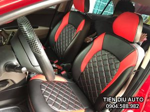 Bọc ghế da xe Attrage giá rẻ