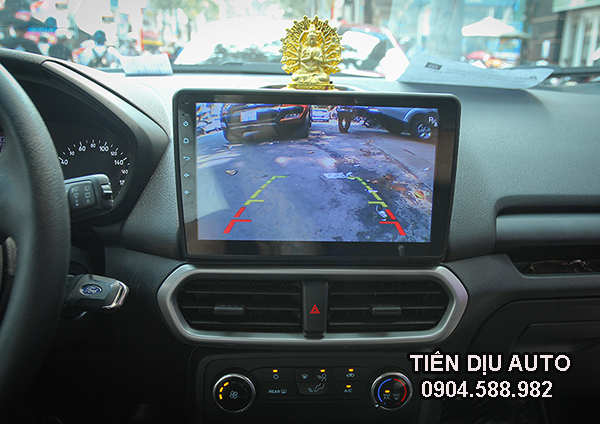 màn hình camera lùi xe Ecosport