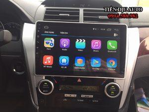 Đầu màn hình DVD Android ô tô cắm sim 4G