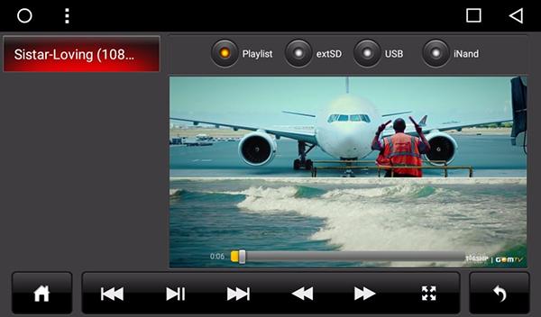 hệ thống giải trí trên màn dvd android ô tô