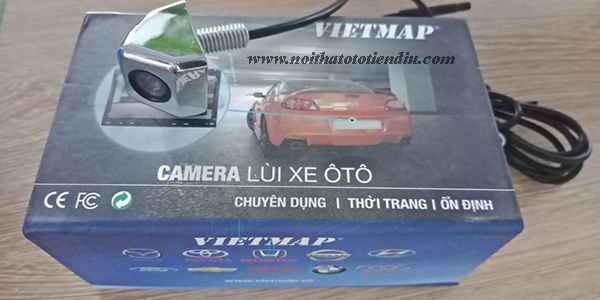 Camera lùi Vietmap
