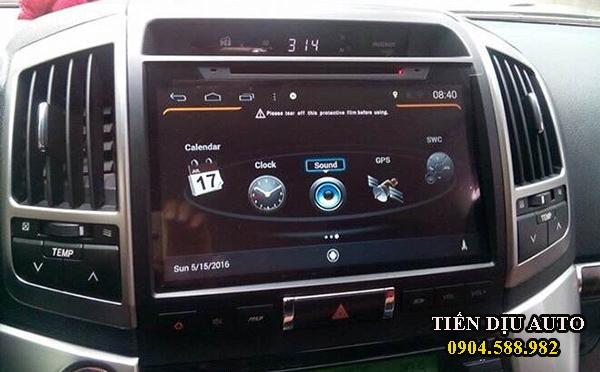 Màn hình DVD Android xe ford ranger