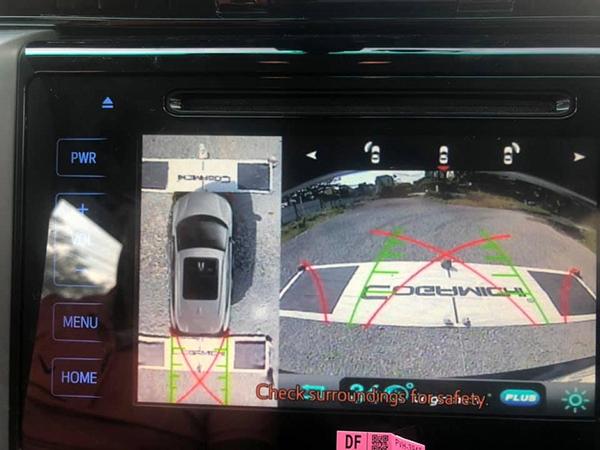chỉnh trước camera 360 độ ô tô cogamichi