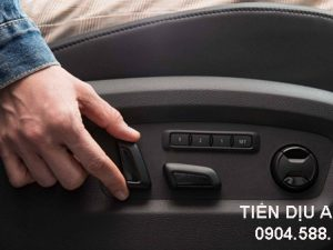độ nhớ vị trí ghế lái ô tô