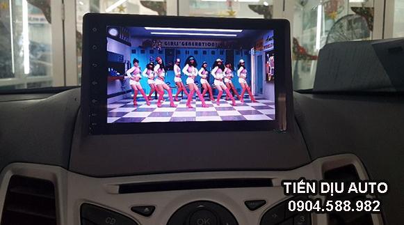 màn hình dvd android xe Ford Fiesta