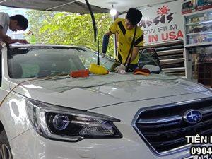 Dán phim cách nhiệt xe Subaru Forester