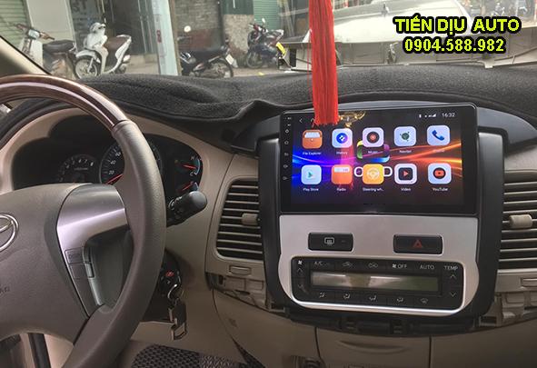 Màn hình DVD Android xe Innova