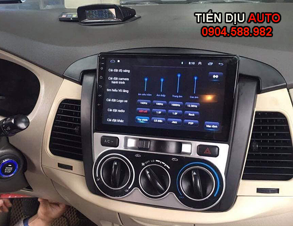 màn hình android xe innova