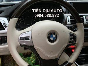 Độ vô lăng xe BMW