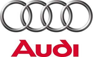 Logo hãng xe Audi
