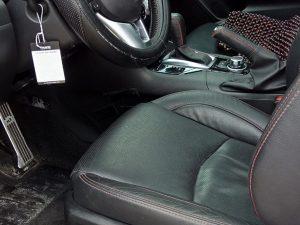 Độ ghế chỉnh điện ô tô Mazda 3