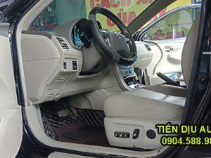 độ ghế chỉnh điện xe Altis