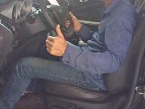 độ ghế chỉnh điện Ford Ecosport