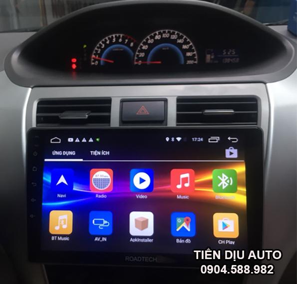 màn hình android ô tô roadtech