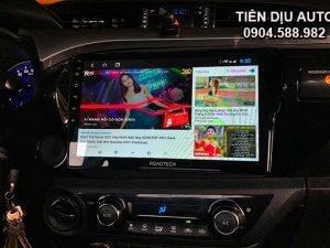 tính năng màn hình ô tô thông minh