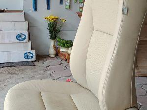 Độ ghế chỉnh điện xe Camry